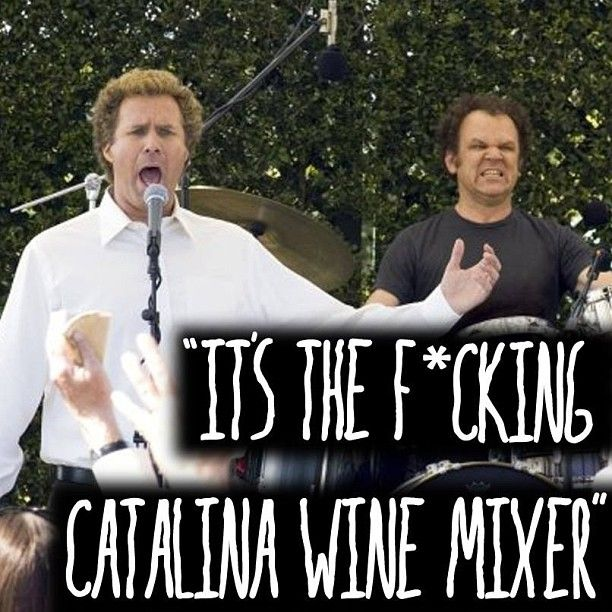 It's the F*cking Catalina Wine Mixer  Step Brothers