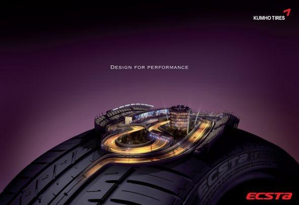 Kumho Tires: Design for performance