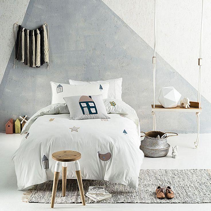 Les 200 meilleures images propos de chambre enfant sur pinterest child room tente et murs Set de chambre king noir