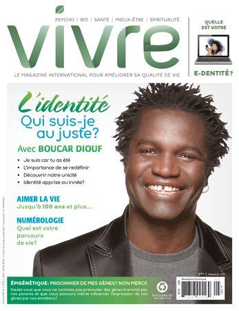 Boucar Diouf nous parle d'Identité...
