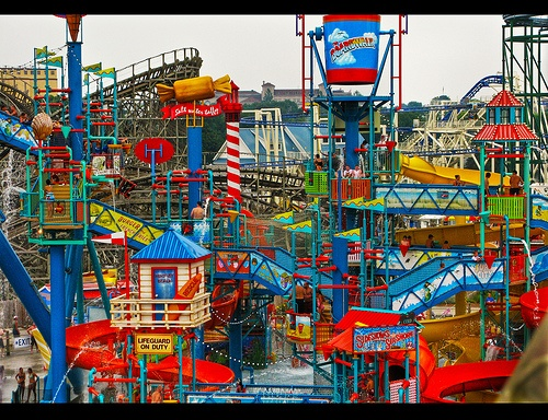Hershey Park! :) the best water park