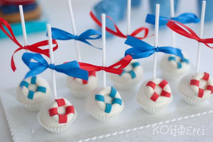 Nautical Birthday Party Ideas | Photo 1 of 18