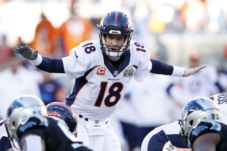 Peyton Manning, Broncos win Super Bowl 50 behind dominating defensive effort - Stampede Blue