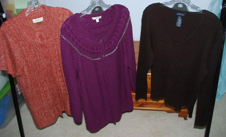 Sonoma Sweaters