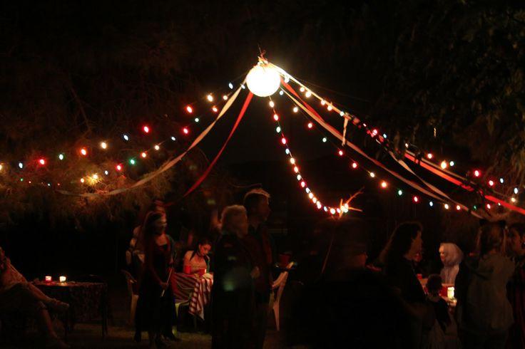 Road To Joy: A Halloween Circus