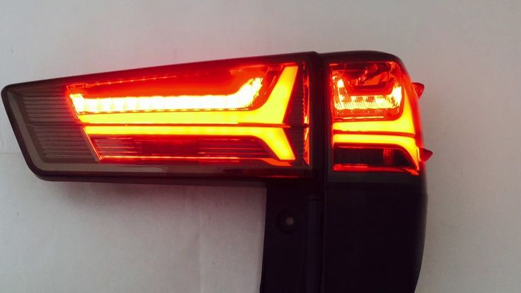 Tail lamp All new Innova 2016 Smoke Lens