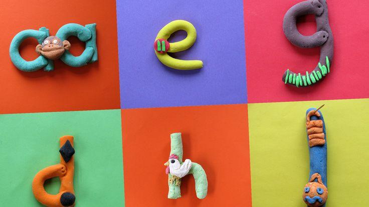 Letterkleien | letters LEUKE SITE Ook gericht op meervoudige intelligentie