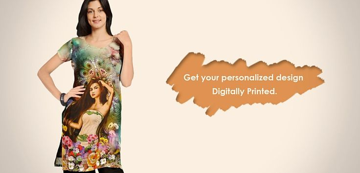 Digitally printed as per your requirment
