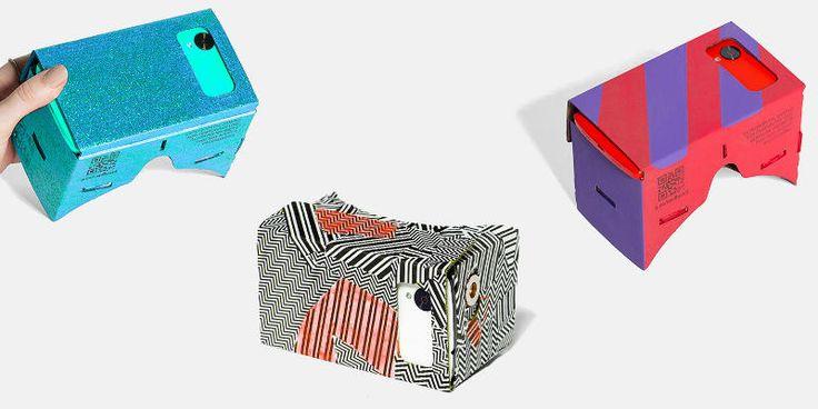 [Test] Google Cardboard, la réalité virtuelle à la portée de tous + quelques applis intéressantes pour tester  -- COREIGHT.COM - février 2015