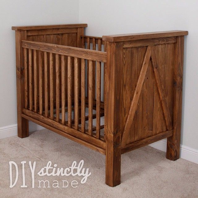 Woodworking Baby Crib - WoodWorking Projects & Plans