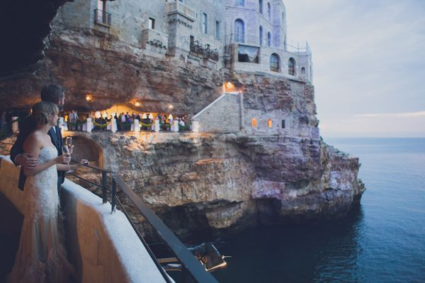 Italy's hidden gems of seaside #wedding destinations ... #AmalfiCoast #ItalianRiviera #Sicily #Sardinia #Apulia #UlyssesCoast via @italianlakeswed - Full Post: http://www.brideswithoutborders.com/articles/italian-seaside-wedding-destinations