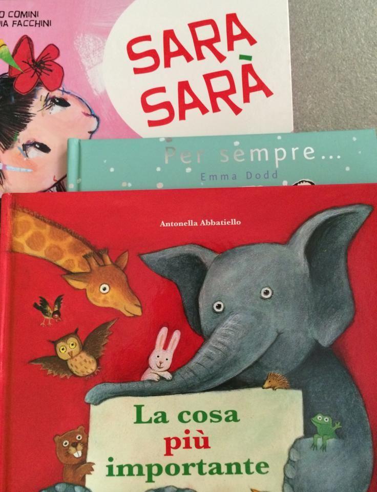 #titolibriamo di Michela Natale Sellitto e Arturo Montieri -Sara sarà - per sempre... - la cosa più importante