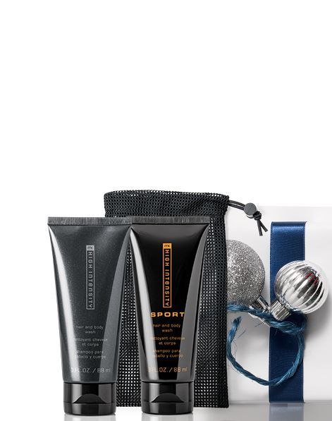 NEW! Limited-Edition† MK High Intensity® Gift Set || DFW Mary Kay Independent Consultant || Men's Care Line || Holiday Set