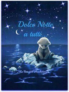 Buonanotte - Non Solo Musica e Ricette