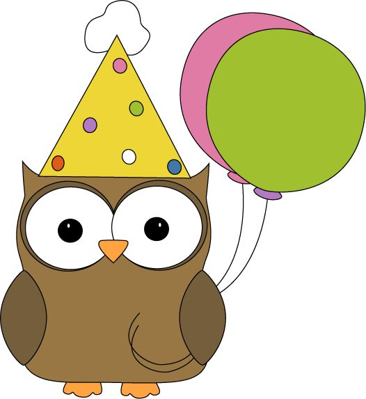 owl clipart - Google Search party hat? hmmm