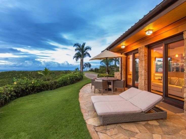 Entire home/apt in Kilauea, US. Perched oceanfront above Secrets Beach in Kilauea, Hale Lani Cottage is an elegant and charming villa only 300 yards from a mile-long beach offering guests a private and privileged experience on Kauai's North Shore. Located on the most exclusive...