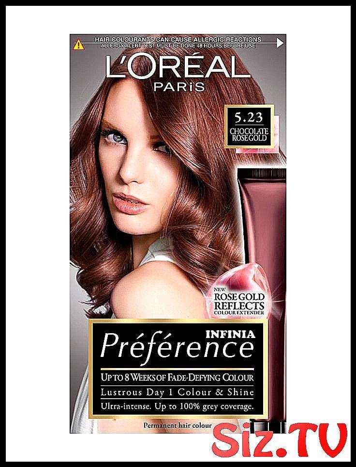 Pr F Rence Infinia Chocolate Rose Gold Pr F Chocolate Gold Infinia Preference Rose Rose Gold Hair Loreal Haarfarben Haare