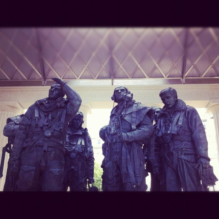 RAF Memorial, Green Park.