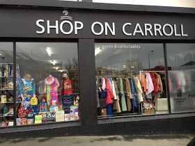 Dunedin is for Lovers: Shop on Carroll, Carroll Street