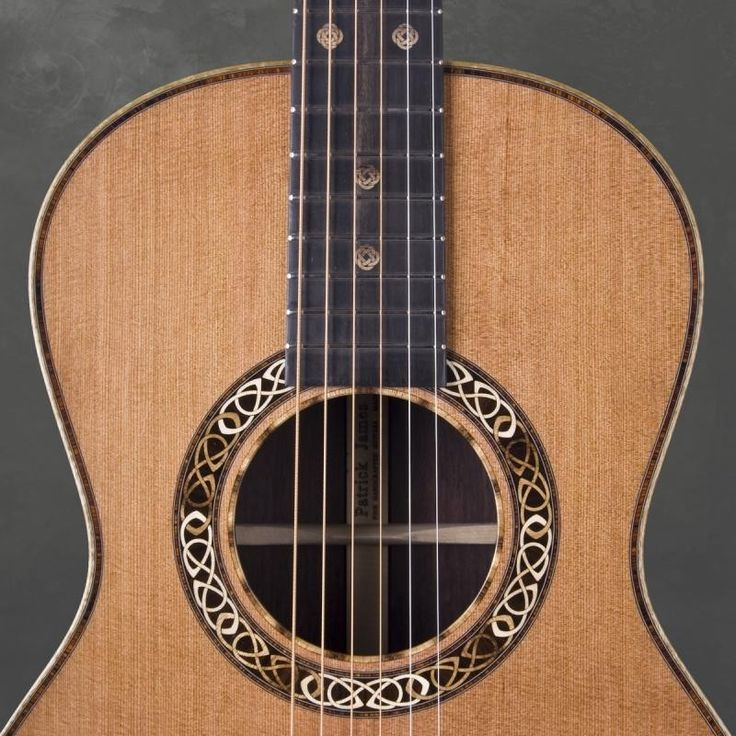 martha-tilston--parlour-celtic~Custom Guitars by Patrick James Eggle Guitars - The Finest Handcrafted Instruments...
