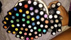 PRISMACOLOR ALCOHOL MARKERS - MOST ALL NEVER USED