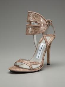 CFM shoesCamilla Skovgaard, Cfm Shoes, Slit Collars, Stilettos Sandals, Skovgaard Slit, Collars Stilettos, Collars Stilleto, Beach Hats, Skovgaard Shoes