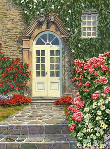 'The White Door' by Richard DeWolfe