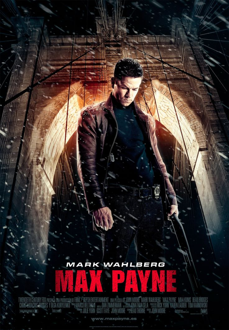 2008 - Max Payne - tt0467197