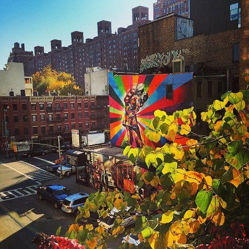 Dri Everywhere » Arquivos » Diario de Viagem: NY dia 5 – The Highline e Meat Packing District