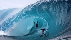 Awesome Wave, Krui Surf, West Lampung, Indonesia