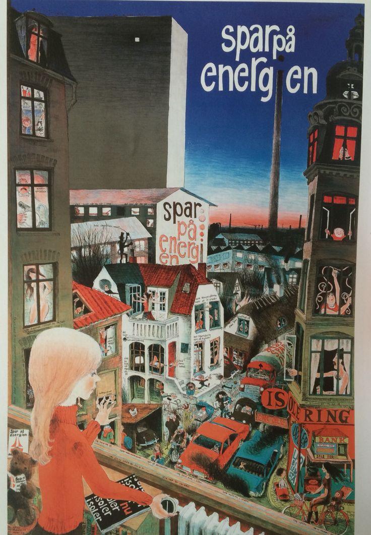 Ib Spang Olsen  1975 Plakat