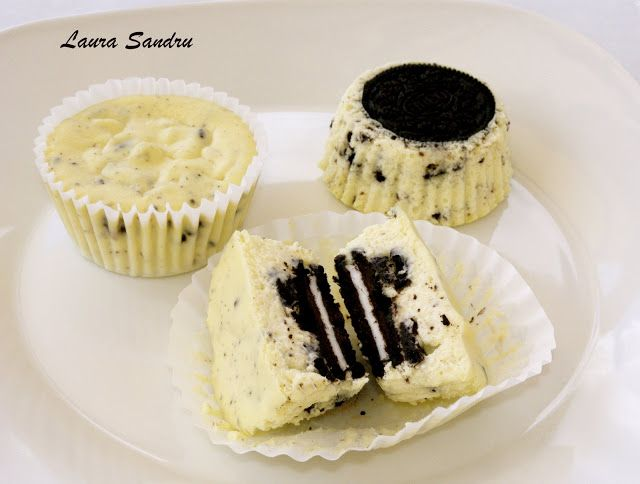Little Chef and I: Oreo Cookie Cupcakes