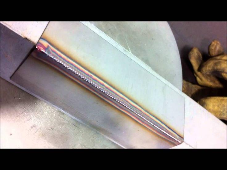 Fávero   Soldas Especiais   Micro soldagem TIG   Inox 304