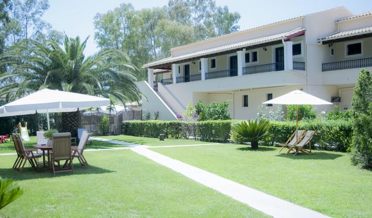 Marini Apartments || Just 150 metres from the beach in Moraitika, Marini Apartments is set in a big, well-tended garden. The property features self-catering accommodation with free WiFi.
