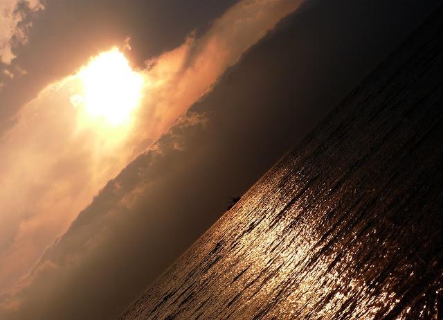 sunset in Ilha Bela - SP - Brazil