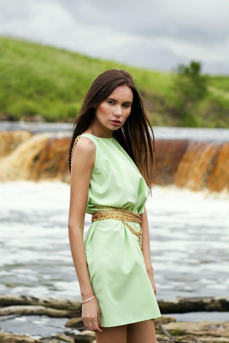 Сшить стильное платье для дома