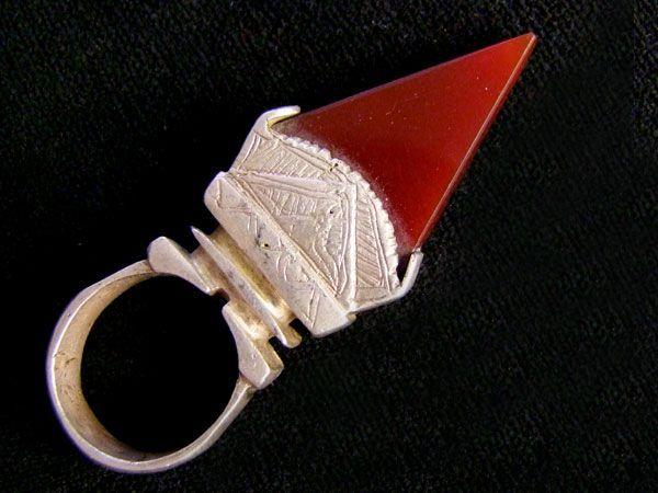 Tuareg Ring - Shaila