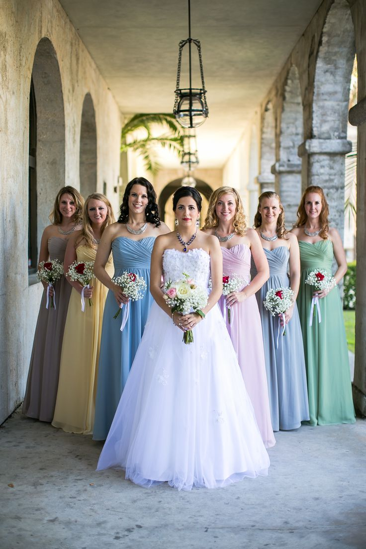 Best 25 bridesmaid dresses different colors ideas on pinterest disney snow white wedding dress by alfred angelo enchanted forest fairytale colors photo ombrellifo Image collections