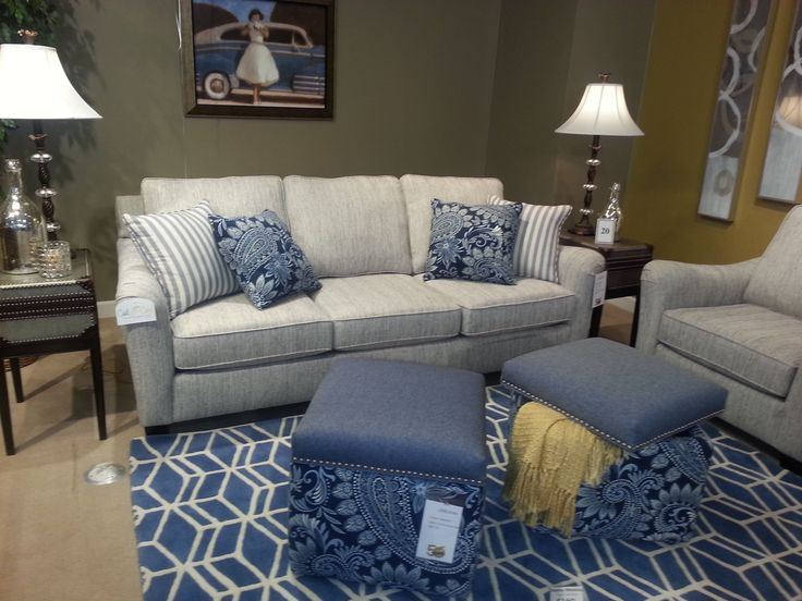 #seaside#furniture#beige#blue#ottoman#chair#sofa