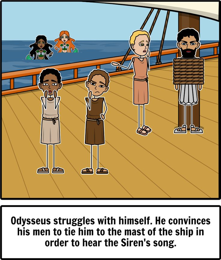 conflict in the odyssey Telemachus (/ t l m k s / t - in homer's odyssey, telemachus, under the instructions of athena, spends the first four books trying to gain knowledge of his father, odysseus, who left for troy when telemachus was still an infant at the outset of telemachus' journey.