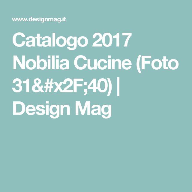 Catalogo 2017 Nobilia Cucine (Foto 31/40) | Design Mag