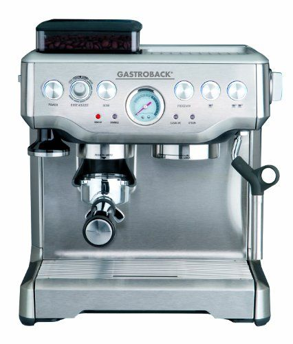 Gastroback 42612 Design Espressomaschine Advanced Pro G - Espressomaschine