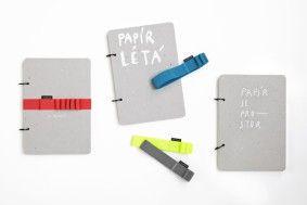 Papelote skicáky, sketchbooks, Foto: Filip Šach #design #czechdesign