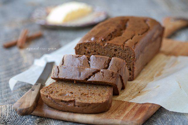 Pumpkin Bread (nut/dairy free)