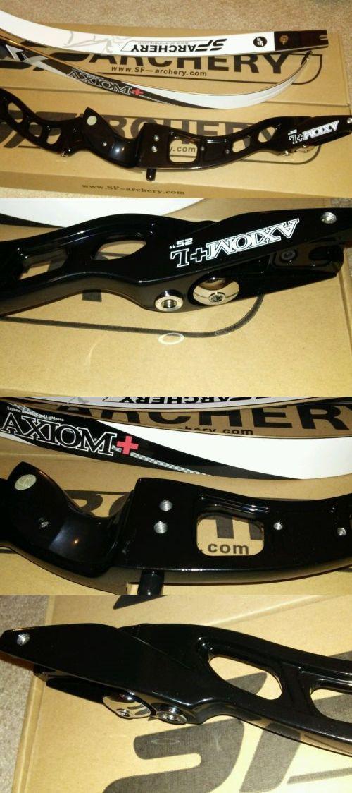 Recurve 20839: Win-Win Archery Axiom+ 25 Rh Olympic Recurve Bow -> BUY IT NOW ONLY: $349.95 on eBay!