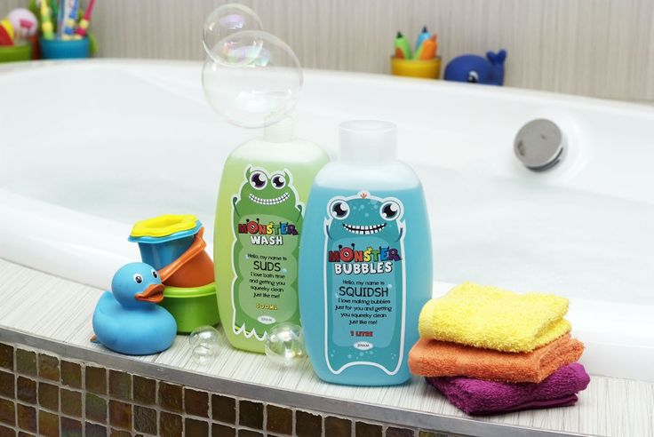 The kids will have monster fun!  #surpriseme #body #gifts #ideas #bubbles #bubblebath #fun #monsters #monster #lotion #foambath #gree #blue #soaps #bestbuy #products #kids