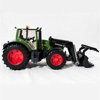 Bruder Fendt 936 Vario Tractor with Front Loader #toys #kidstoys  #wheels #vancouver #toycars #construction #tonka #tractor