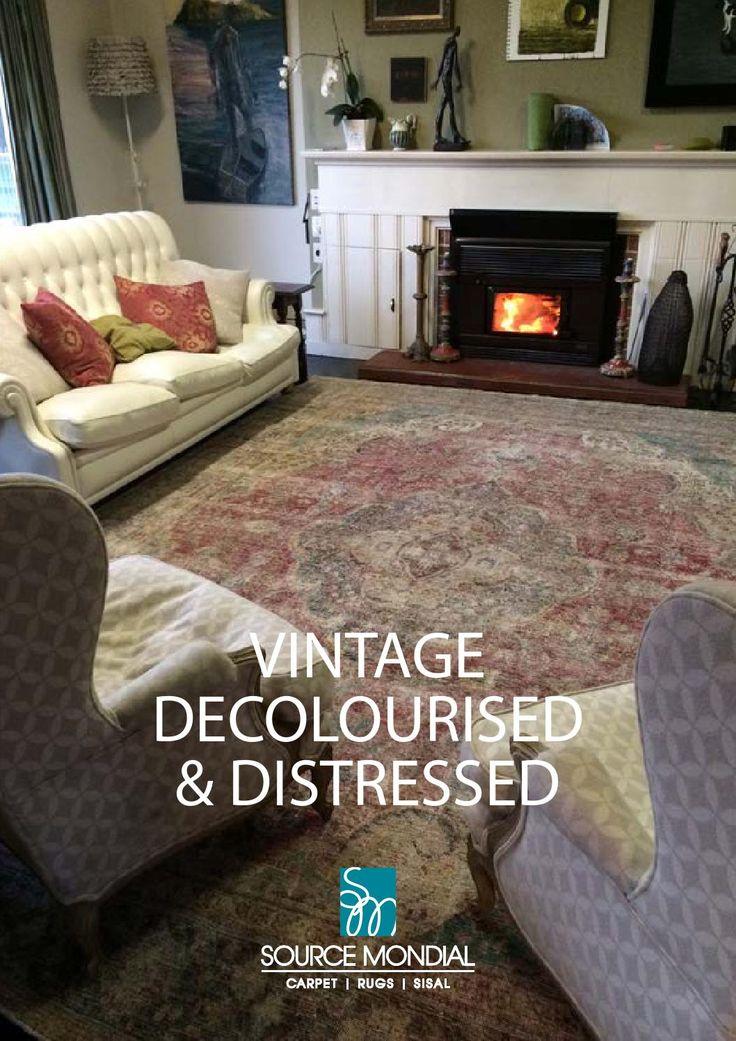 Vintage Decolourised