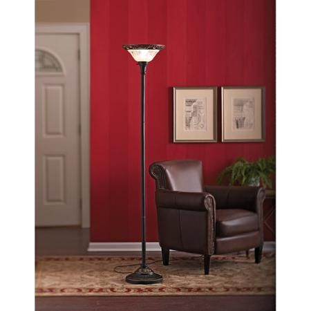 Cool Better Homes and Gardens Victorian Floor Lamp Walmart
