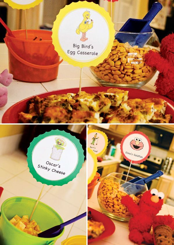435 best elmo 2nd birthday images on pinterest 2nd birthday colorful diy sesame street birthday party solutioingenieria Image collections